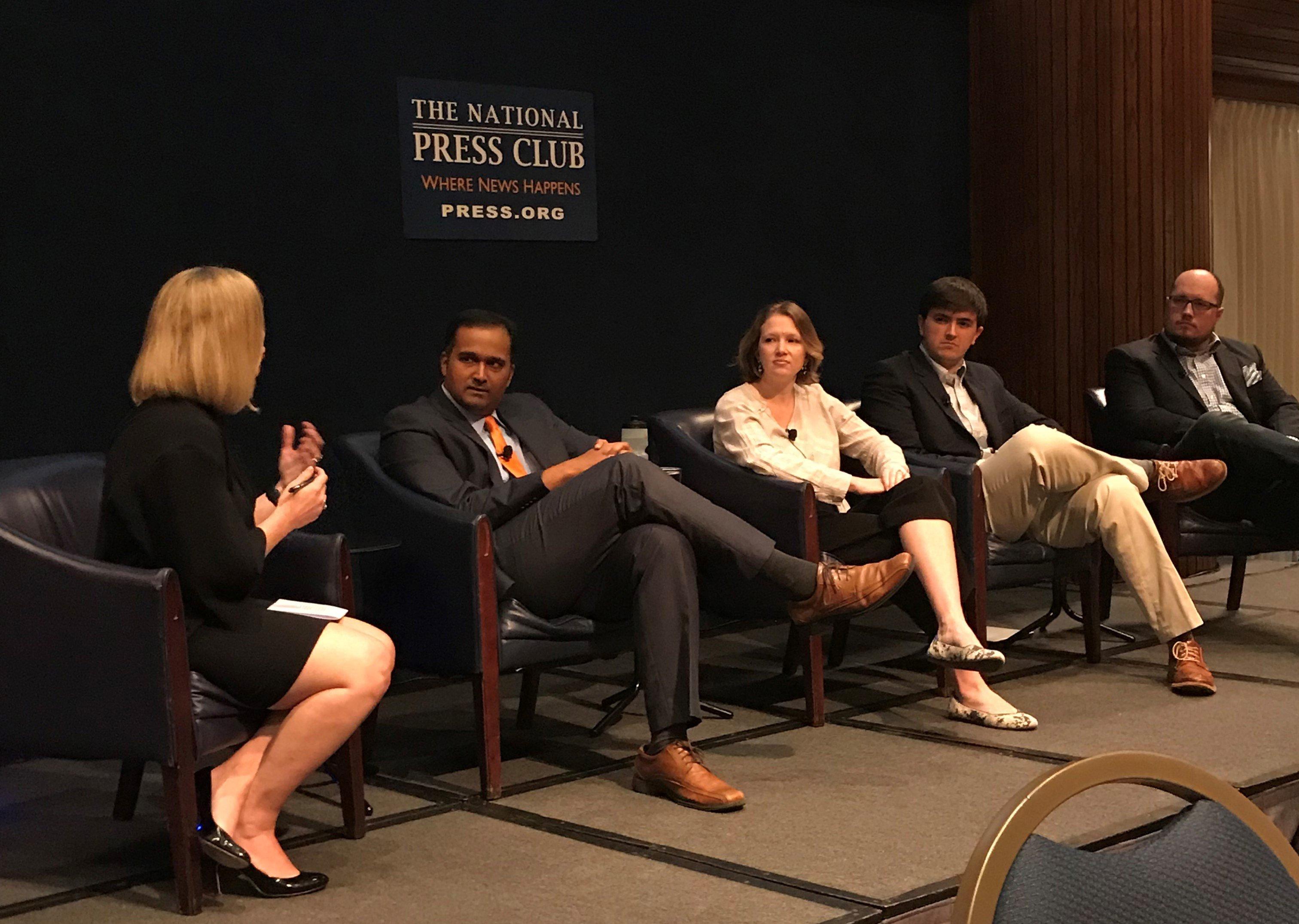 National Press Club Communicators Summit 2018_Panel